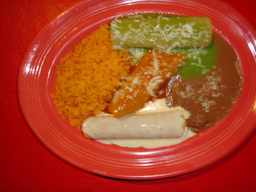 Enchiladas Tricolor Image