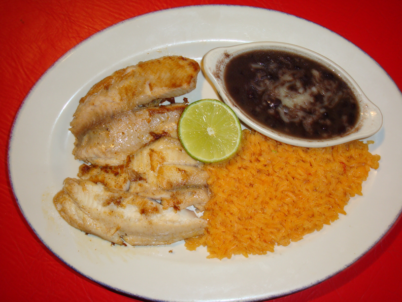 Grilled Tilapia Image