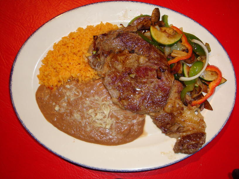 Steak Poblano