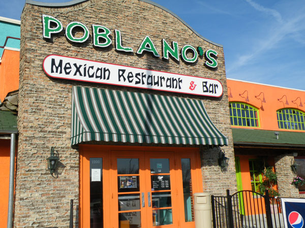 Poblanos Mexican Restaurant Outside Image
