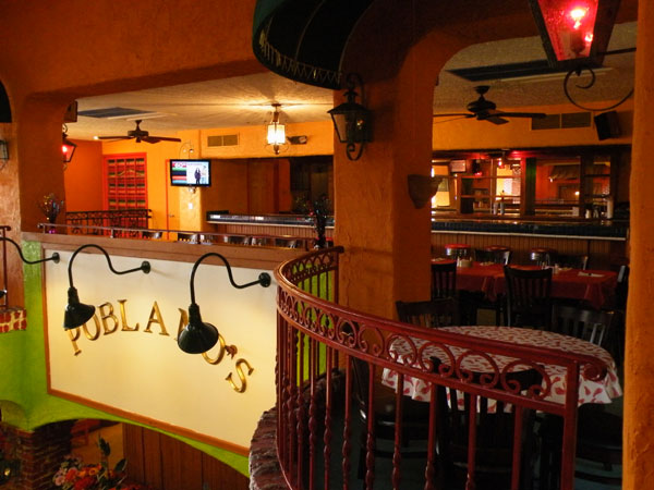 Poblanos Mexican Restaurant Balcony image
