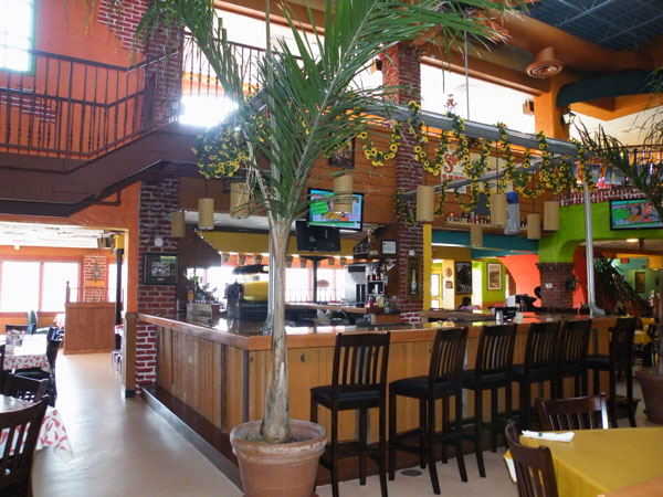 Poblanos Mexican Restaurant Lower Bar mage