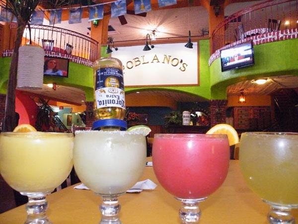 Poblanos Mexican Restaurant Margaritas image