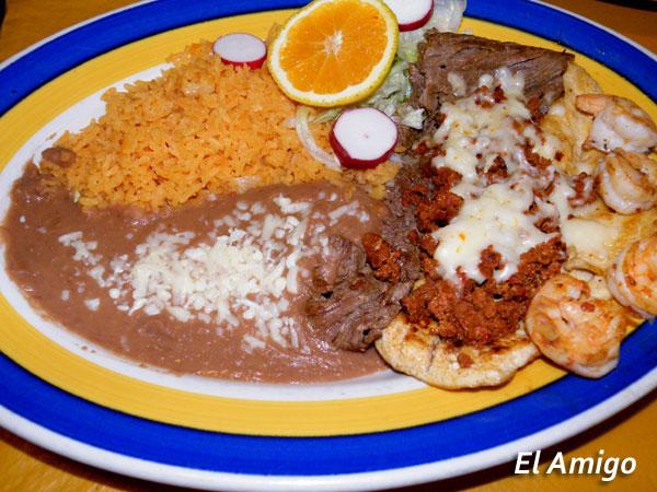 Poblanos Mexican Restaurant El Amigo image
