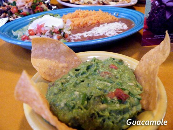 Poblanos Mexican Restaurant Guacamole image